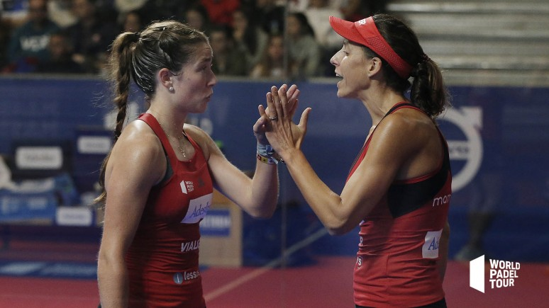 'Las Martas' will start in Logroño as number 1 seed in women's draw