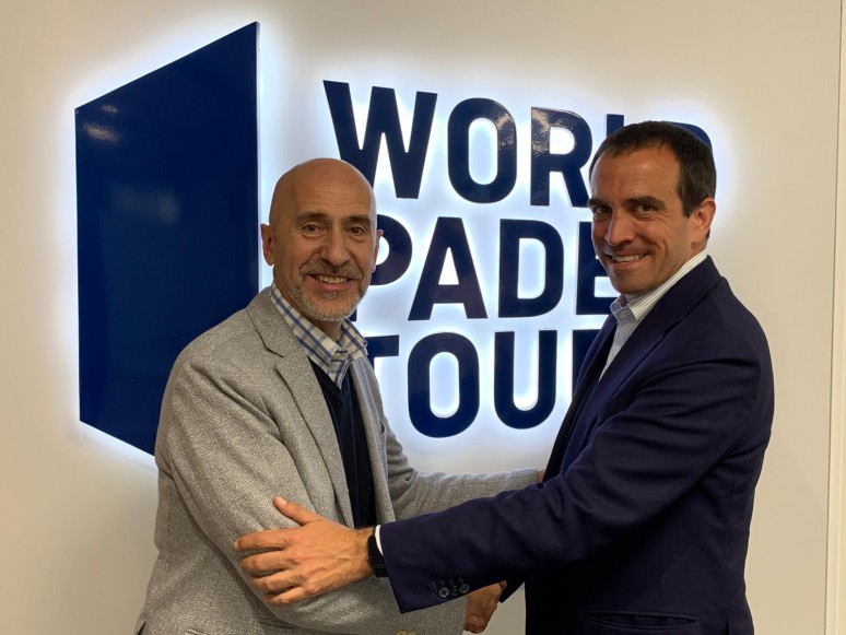Working meeting between World Padel Tour and the FIP in Madrid
