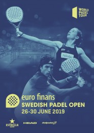 Euro Finans Swedish Padel Open 2019