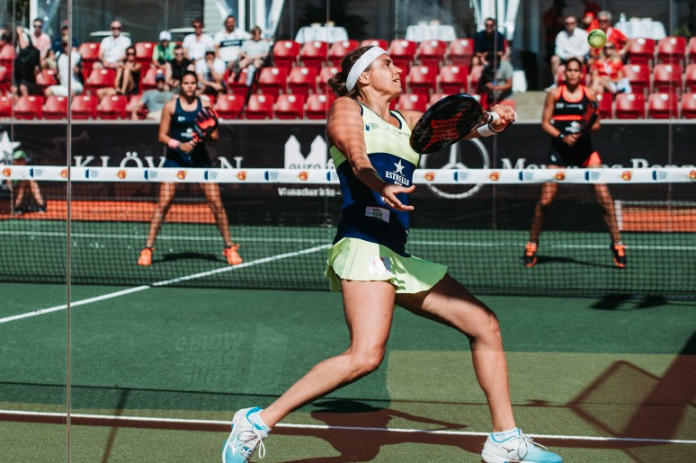 The 3 Best Female Points of the Euro Finans Swedish Padel Open 2019