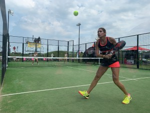 The women's padel takes Sweden officially