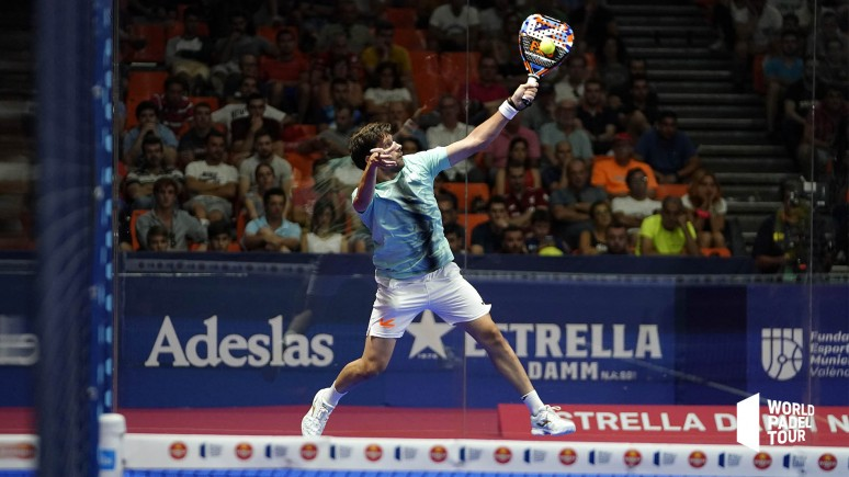 The 3 Best Male Points of the Estrella Damm Valencia Open 2019