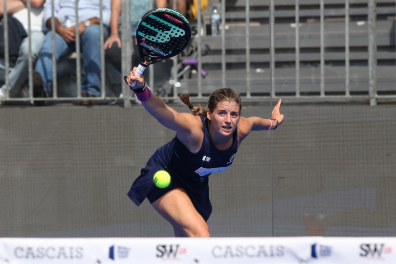 The 3 Best Female Points of the Cascais Padel Master