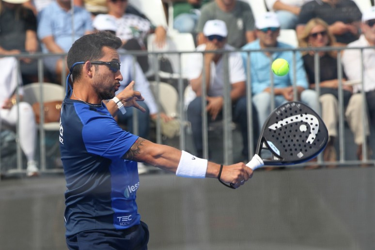 The 3 Best Recoveries of the Cascais Padel Master