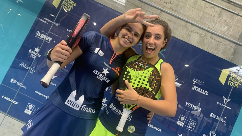 Delfi and Bea consummate their 'French revolution' in the Paris Challenger