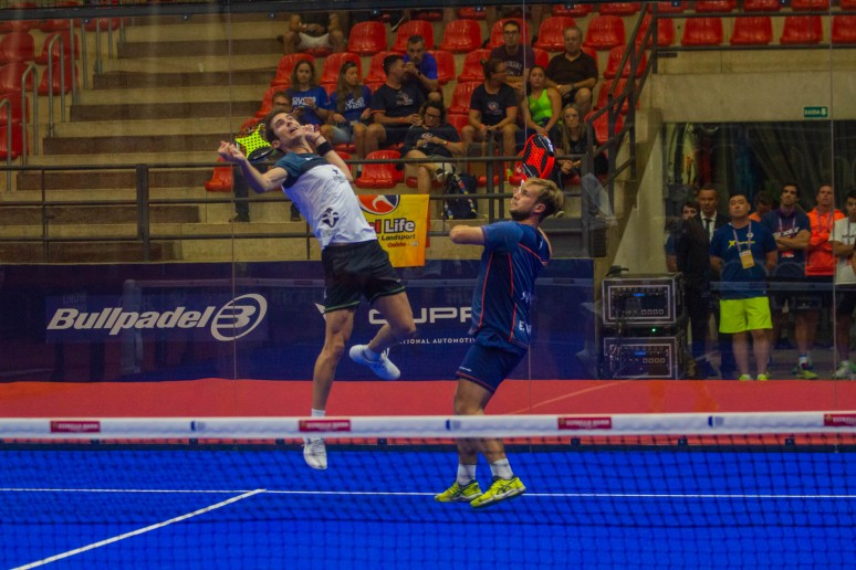 World Padel Slow by CUPRA, edition Sao Paulo Open 2019