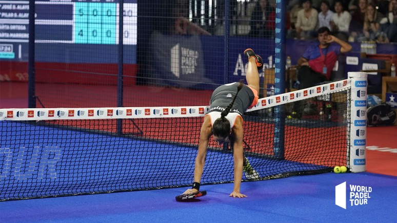 World Padel Slow, versión WOpen