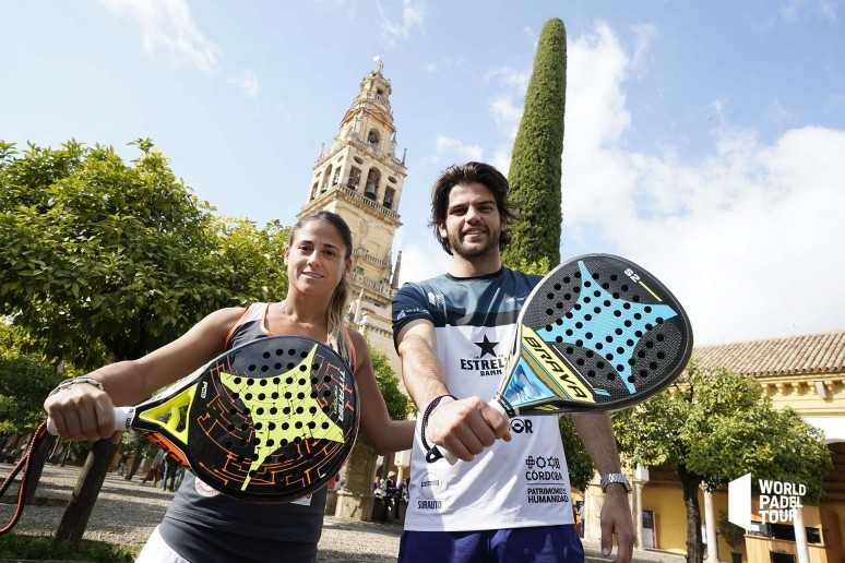 Córdoba dresses up to receive the best padel in the world