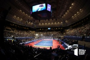 Historical day for World Padel Tour!