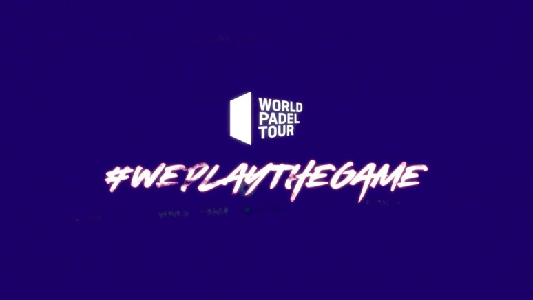 This is 'We Play The Game', the new World Padel Tour spot