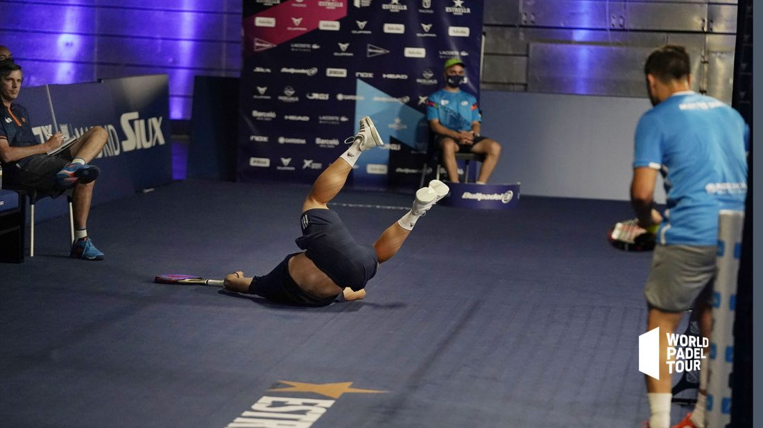 World Padel Show, edition Vuelve A Madrid Open 2020