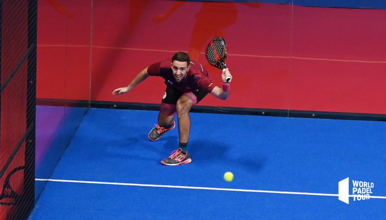 Lucho Capra misses the Vuelve a Madrid Open due to injury