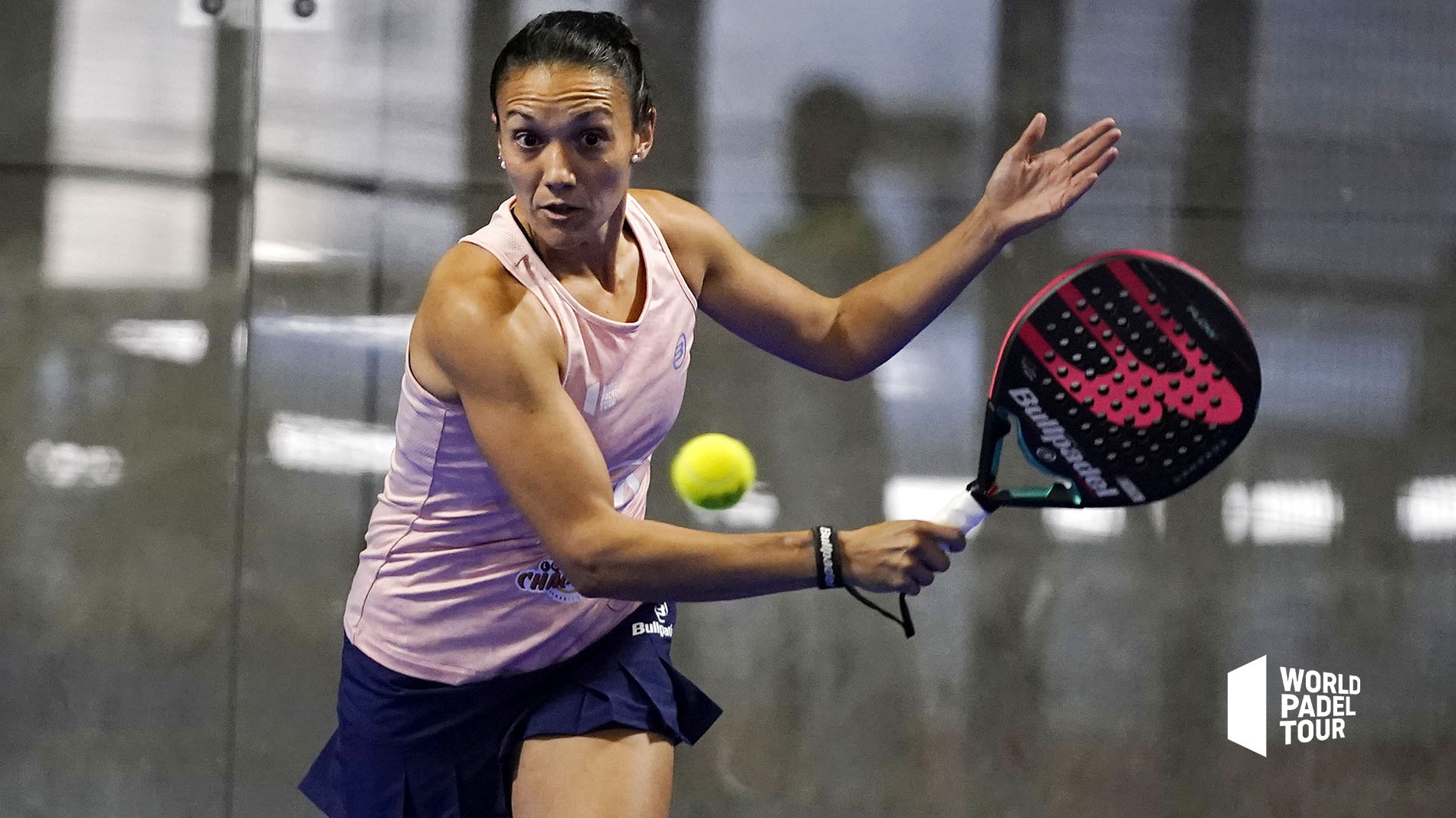 Virginia Riera - Dieciseisavos - Vuelve A Madrid Open 2020