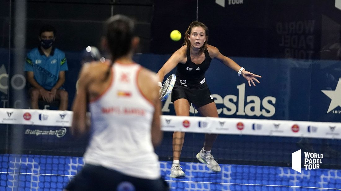 The 3 Best Female Points of the Adeslas Open 2020