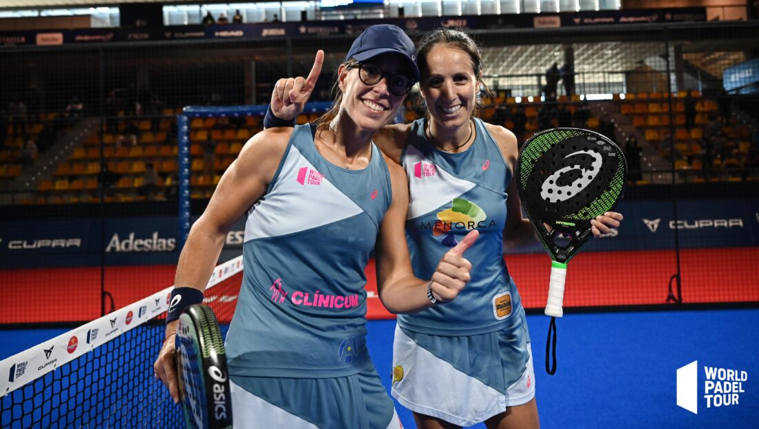 Poker para las Reinas de World Padel Tour