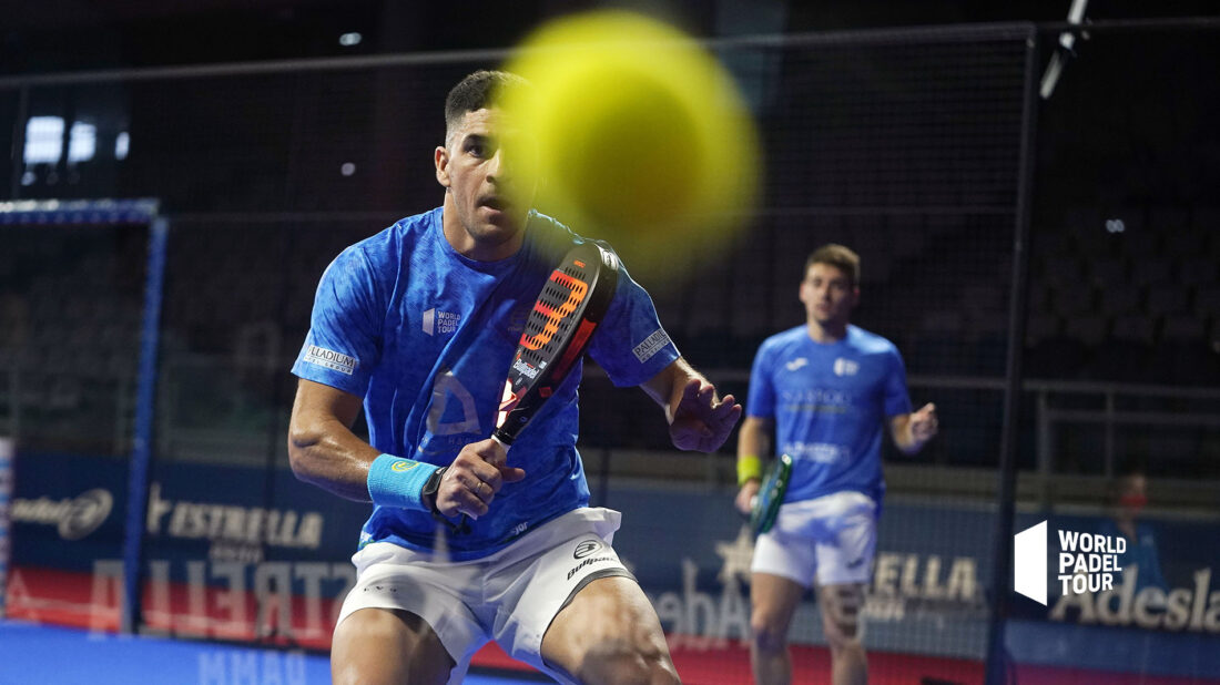 The paths to the title in the Cupra Las Rozas Open have been drawn