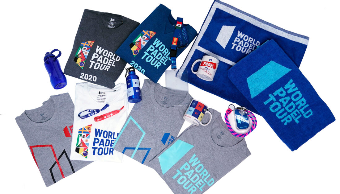 The Official World Padel Tour Shop of is here!