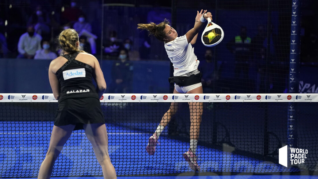 The 3 Best Female Points of the Adeslas Madrid Open 2021