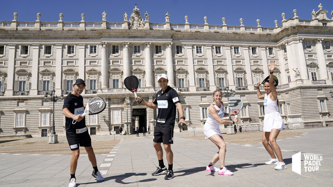 The Royal Palace welcomes the new season