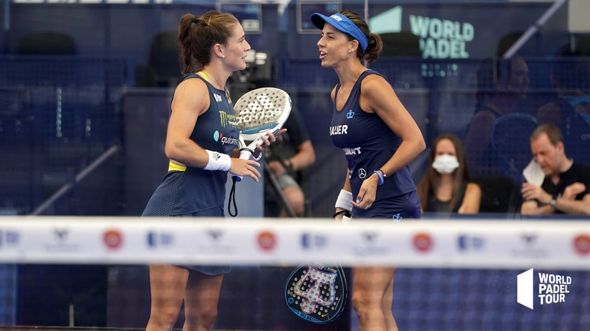 Marrero and Ortega will play their first final