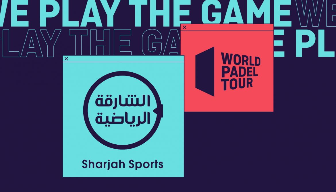 Sharjah Sports will broadcast World Padel Tour in Asia and Africa