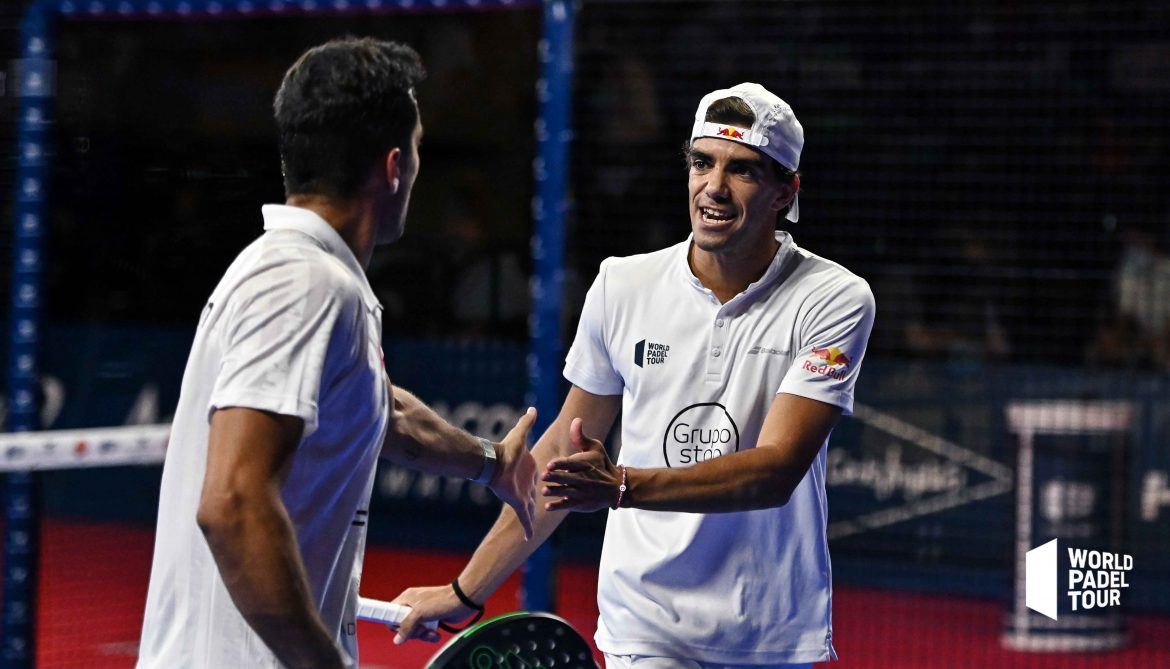 Another semifinal for Lebrón and Galán